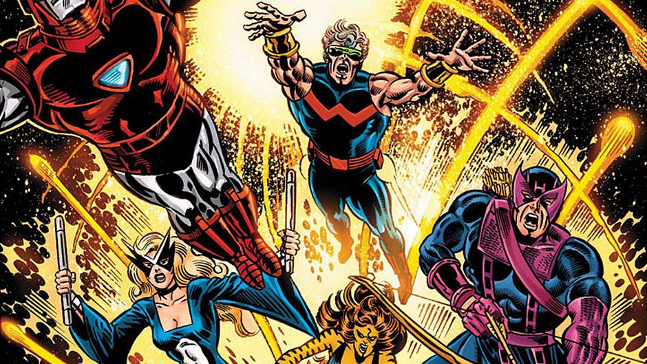 Happy Birthday West Coast Avengers