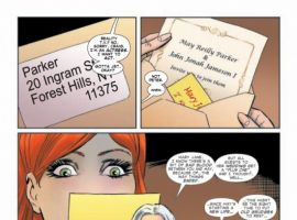 Preview art for AMAZING SPIDER-MAN #605