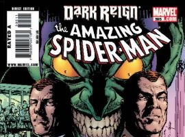AMAZING SPIDER-MAN #595 COVER