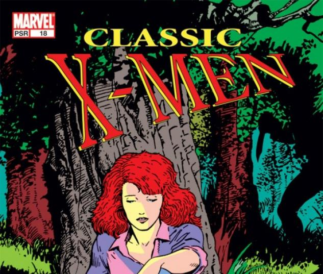 Classic X-Men #18
