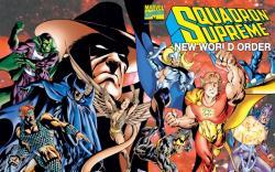 Squadron Supreme: New World Order #1