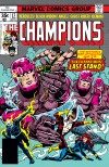 CHAMPIONS #17 COVER
