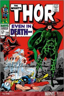 Thor (1966) #150