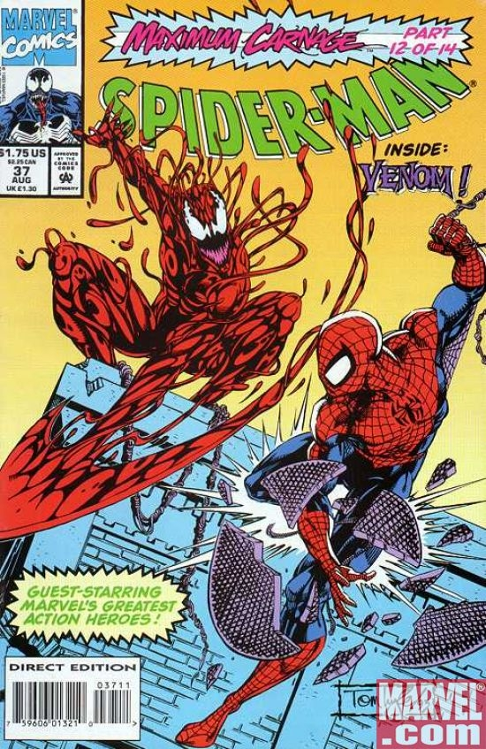 Spider-Man #37