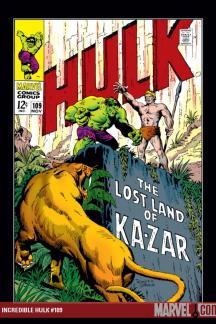 Incredible Hulk #109