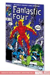 Fantastic Four Visionaries: John Byrne Vol. 8 (Trade Paperback)