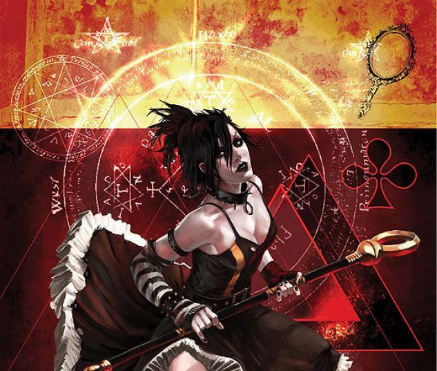 MYSTIC ARCANA: SISTER GRIMM #4