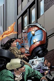 Spider-Man/Human Torch: I'M with Stupid (Digest)