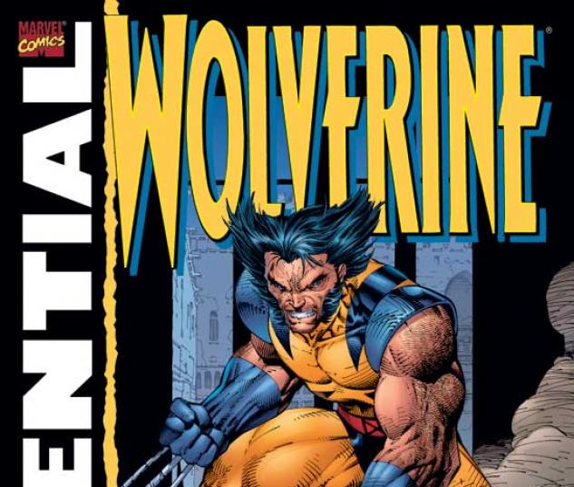ESSENTIAL WOLVERINE VOL. II COVER