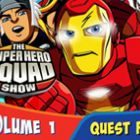 Get The Super Hero Squad Show: Vol. 1 on DVD!