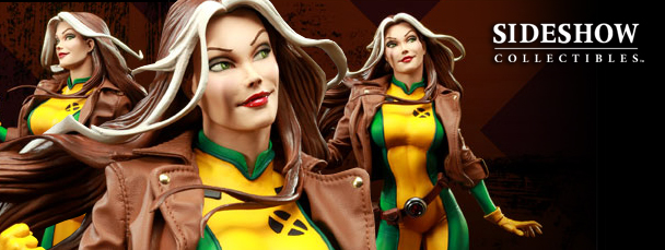 New Rogue Premium Figure From Sideshow