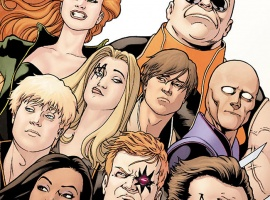 X-Factor by Kevin Maguire