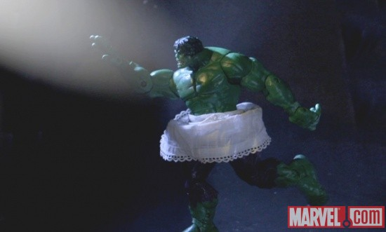 The Hulk in Marvel Super Heroes: What The--?!
