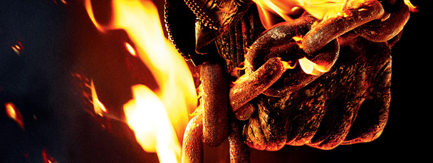 New Ghost Rider: Spirit of Vengeance Poster!