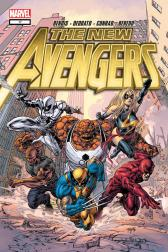 New Avengers #17 