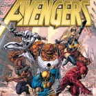 New Avengers (2010) #17 cover