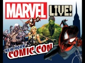 Marvel LIVE! at NYCC 2011