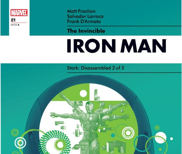 Invincible Iron Man (2008) #21
