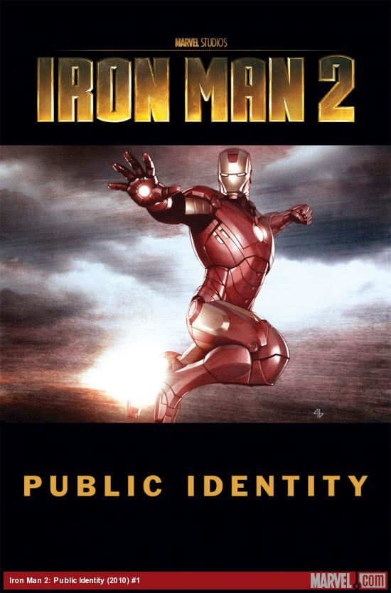 Iron Man 2: Public Identity (2010) #1