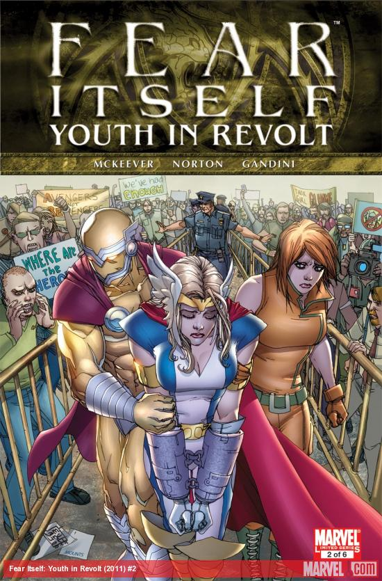 Fear Itself: Youth in Revolt (2011) #2