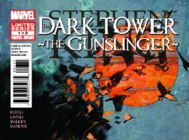 DARK TOWER: THE GUNSLINGER - THE MAN IN BLACK 1