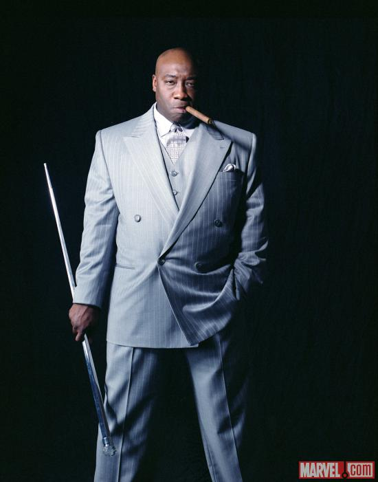 Michael Clarke Duncan as The Kingpin in