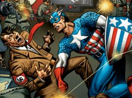Follow the History of Captain America Pt. 1