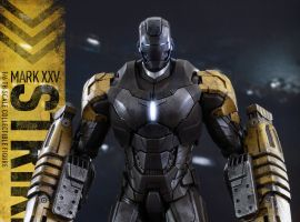 The 1/6th scale Striker (Mark XXV) collectible figure from Hot Toys