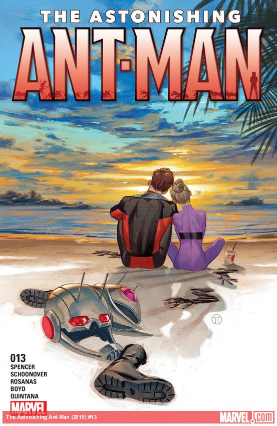 The Astonishing Ant-Man (2015) #13