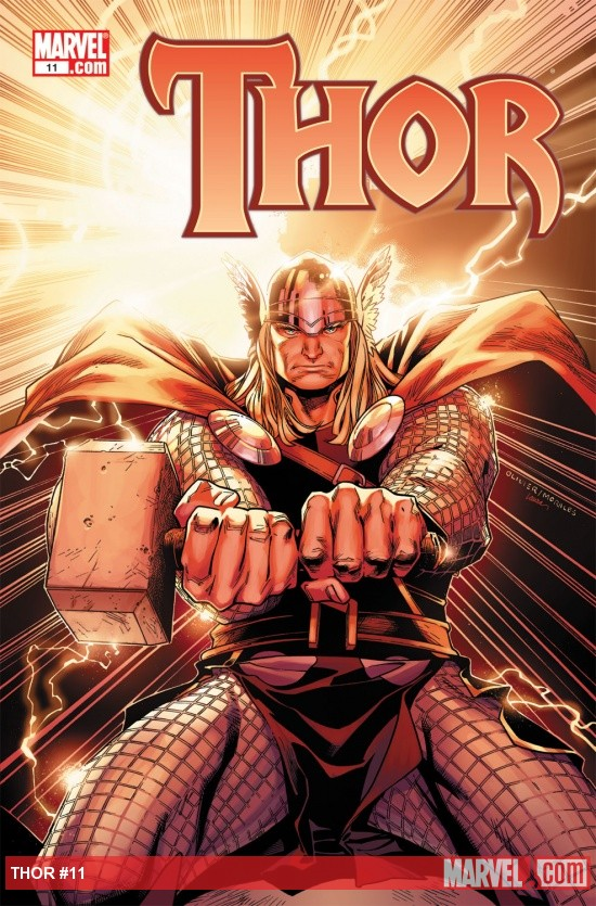 Thor (2007) #11