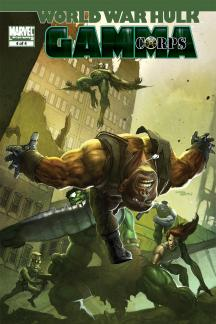 World War Hulk: Gamma Corps (2007) #4