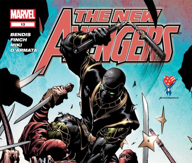 New Avengers (2004) #13