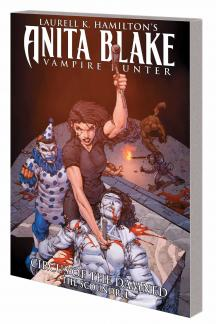 ANITA BLAKE, VAMPIRE HUNTER: CIRCUS OF THE DAMNED BOOK 3 - THE SCOUNDREL TPB (Trade Paperback)