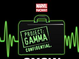 What is Marvel's Project Gamma?