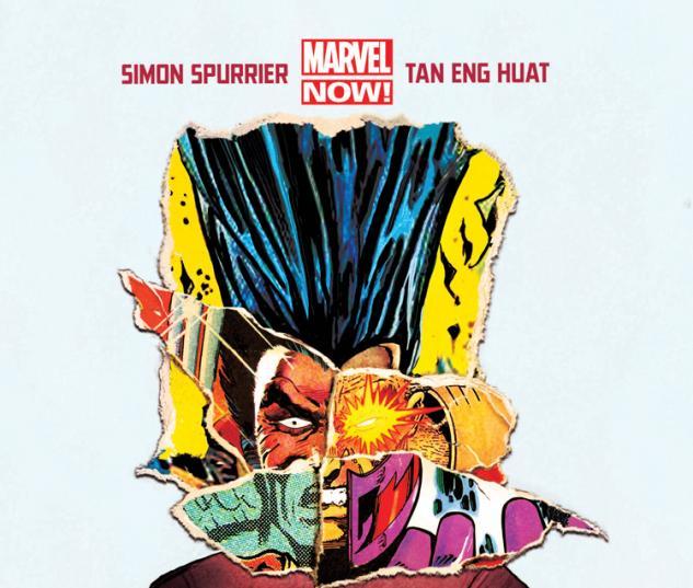 X-Men Legacy 2012 Cover #1