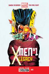 X-Men Legacy #1 