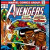 Avengers (1963) #121 Cover