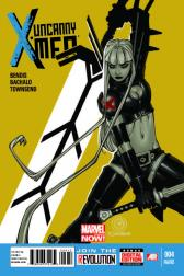 UNCANNY X-MEN #4  (2nd Printing Variant)