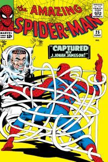 Amazing Spider-Man (1963) #25