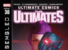 ULTIMATE COMICS ULTIMATES 30 (WITH DIGITAL CODE)