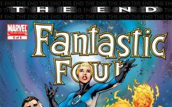 Fantastic Four: The End #6