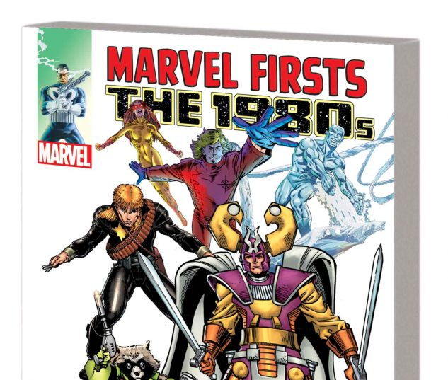 MARVEL FIRSTS: THE 1980S VOL. 2 TPB