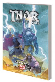 THOR: GOD OF THUNDER VOL. 2 - GODBOMB TPB  (Trade Paperback)