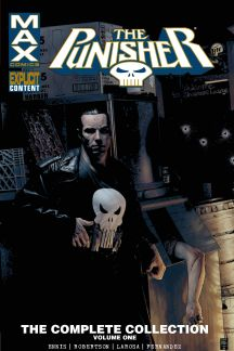 Punisher Max: The Complete Collection Vol. 1 (Trade Paperback)