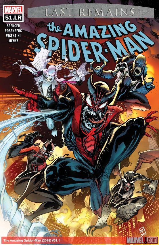The Amazing Spider-Man (2018) #51.1