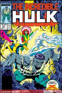 Incredible Hulk #337