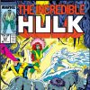 INCREDIBLE HULK #337 COVER