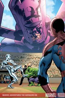 Marvel Adventures the Avengers (2006) #26