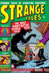 Strange Tales #3 