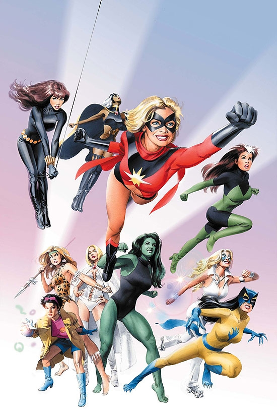 Women of Marvel (Trade Paperback)